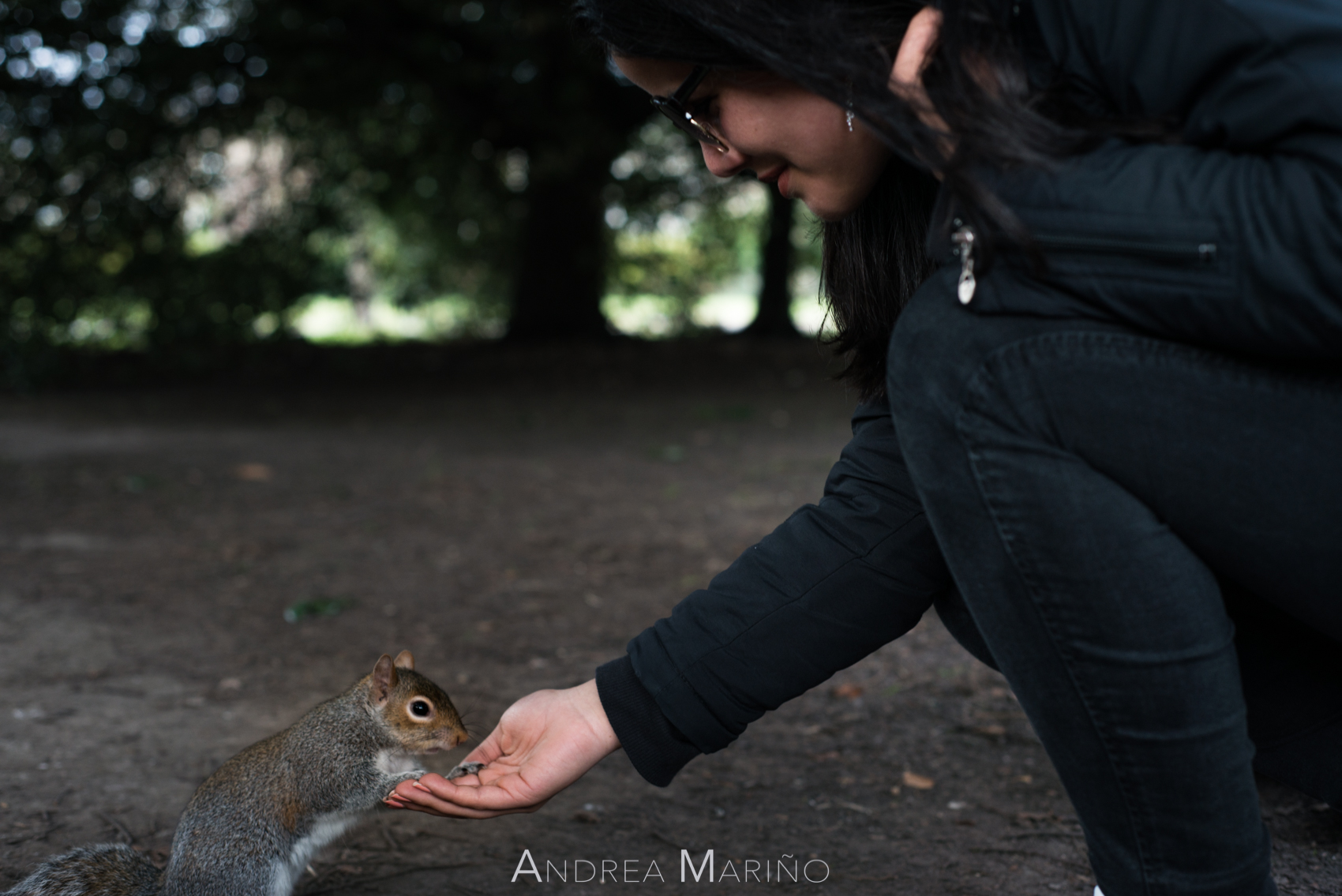 Andrea Mariño. Londres riquiñez. 2016