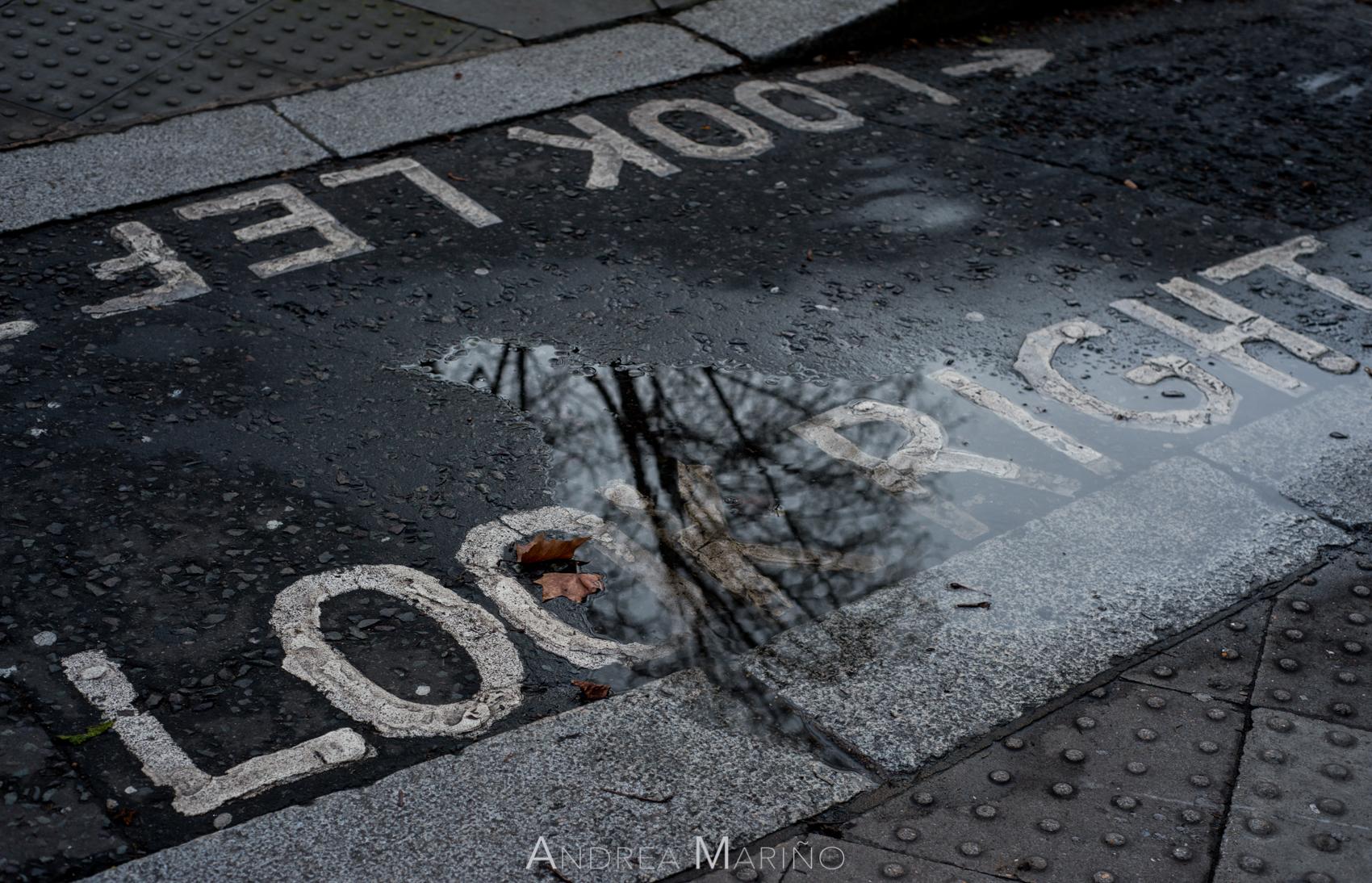 Andrea Mariño. Londres vidas cruzadas. 2016