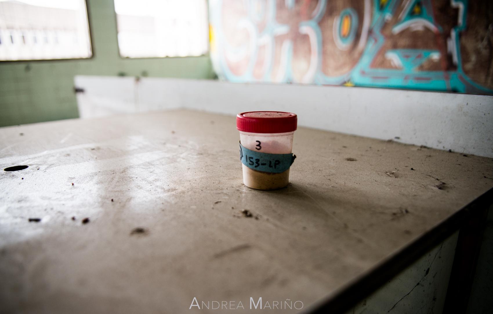 Andrea Mariño. Primeiro / Un. 1 de xullo do 18. 1/7/18