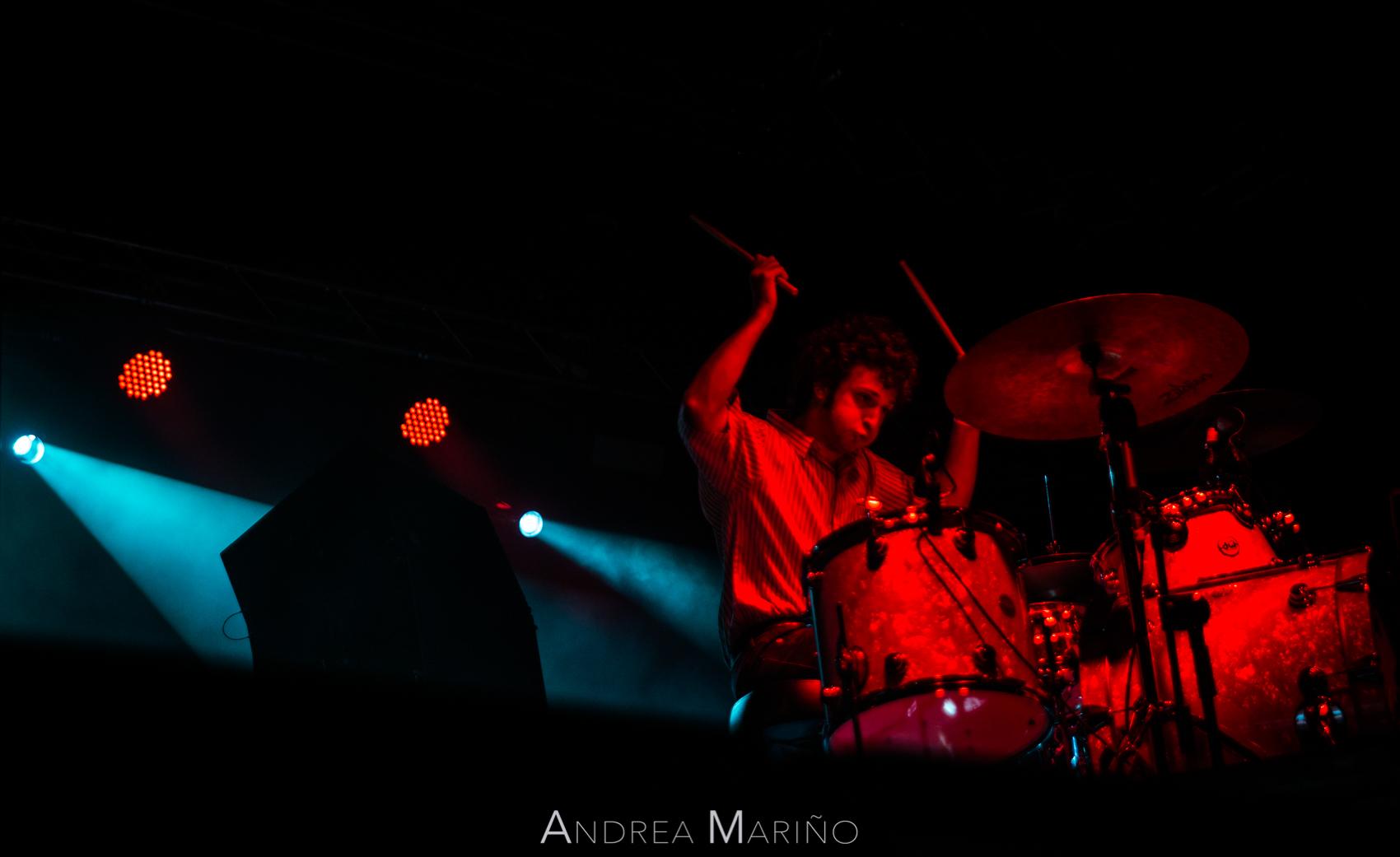 Andrea Mariño. Cala Vento. Vive Nigrán. Nigrán. 20/7/18