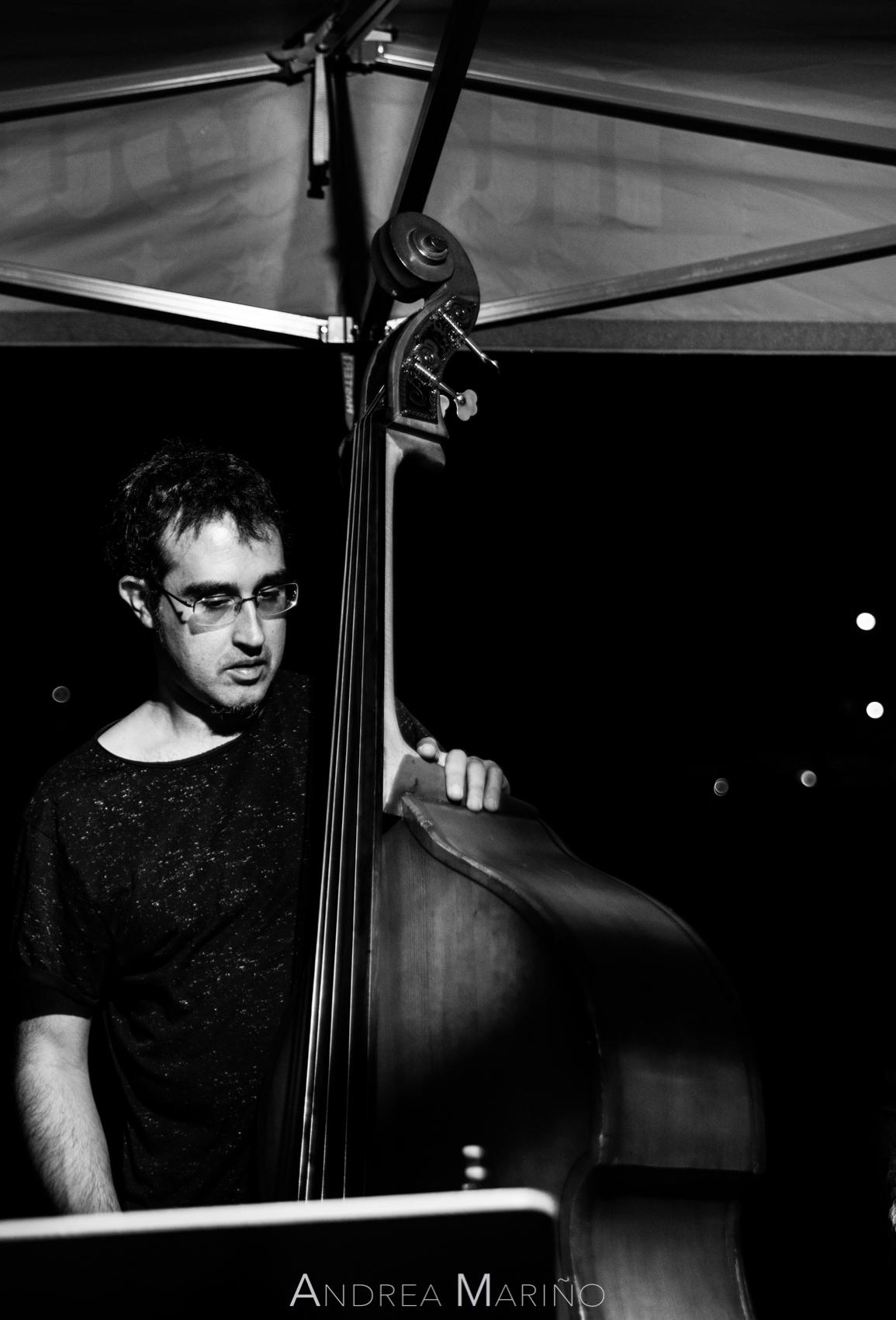 Andrea Mariño. Sunil López Trío. Nigránjazz. Nigrán. 29/7/17