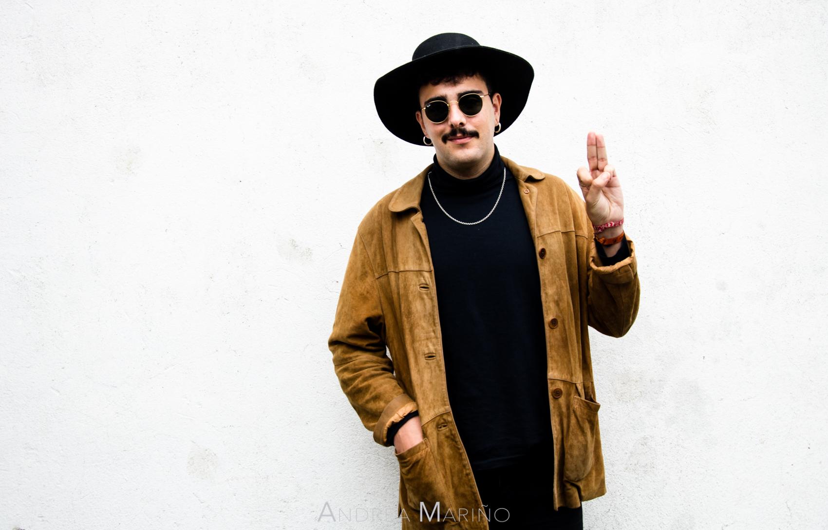 Andrea Mariño. Dallasgracias. Promo. Vigo. 14/6/16