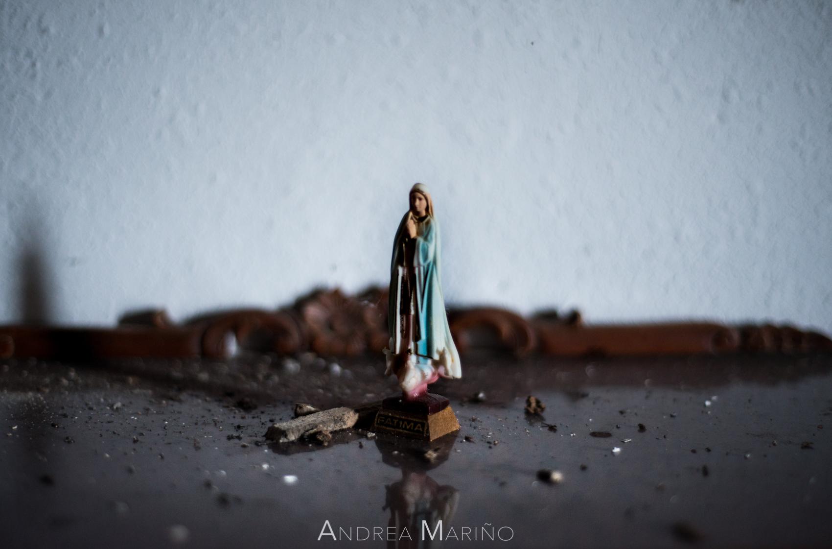 Andrea Mariño. Casanova. Lugo. 2017