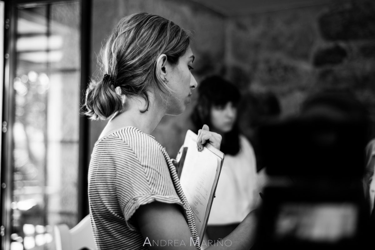 Andrea Mariño. Luz de Contra. Curtametraxe. Ana Campos. Celanova. 2018
