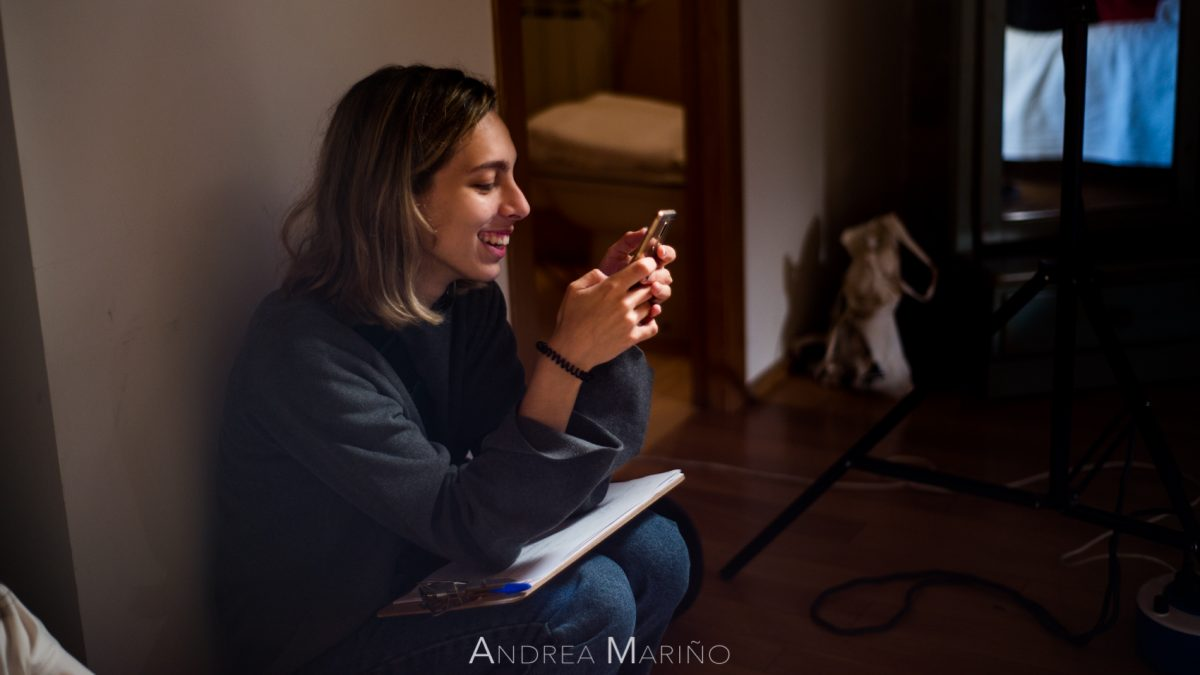 Luz de Contra. Curtametraxe. Ana Campos. Celanova. 2018