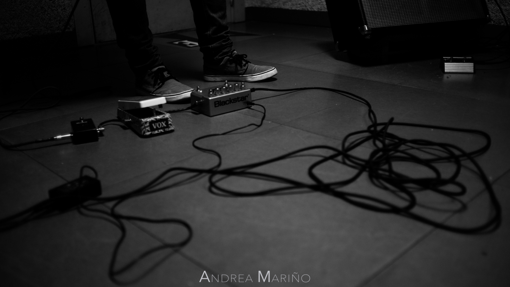 Andrea Mariño. Licor Cafre. Ensaio. Vigo. 26/12/18