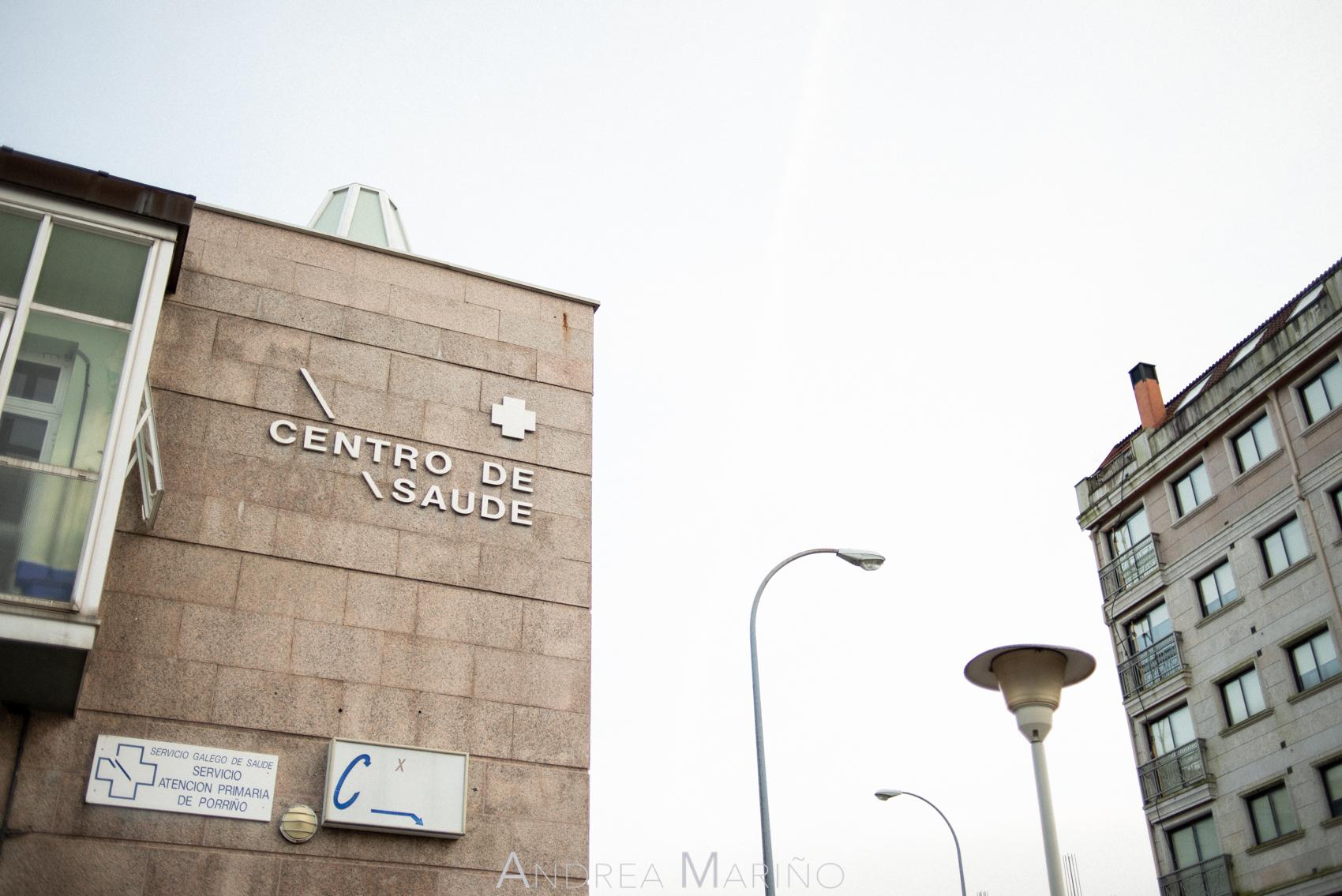 Centro de saúde de O Porriño