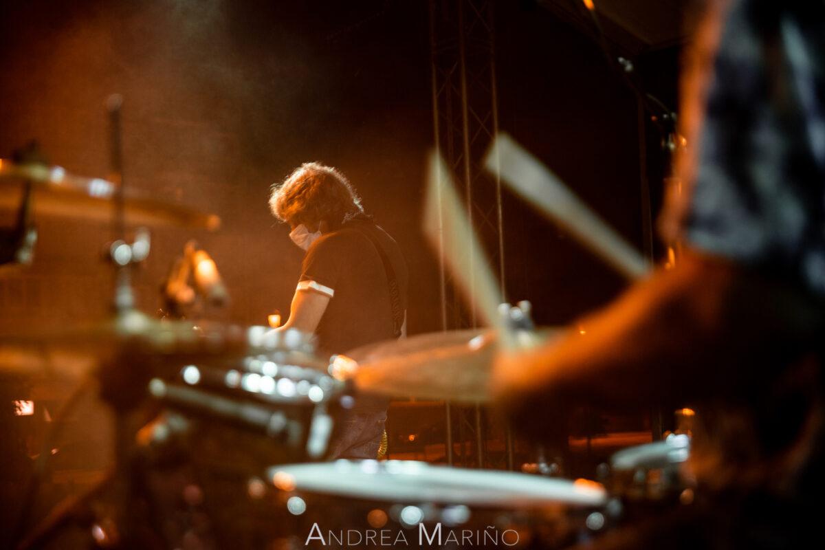 Baiverán Baiona: batería y guitarrista de La Supersonic